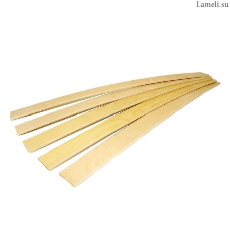 Ламели - ширина 6см, Длина: 65см, 66см, 67см, 68см, 69см, 70см, 71см, 72см, 73см, 74см, 75см, 76см, 77см, 78см, 79см