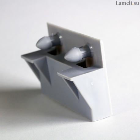 Латодержатель упорный 63 мм
